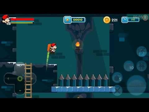 Super Metal Boy Adventures – Applications Android sur GooglePlay