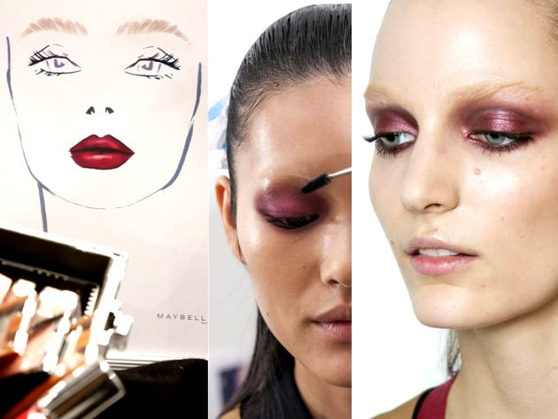 Makeup Trends for Fall/Winter 2013-2014 - Makeup Trends for Fall/Winter 2013-2014