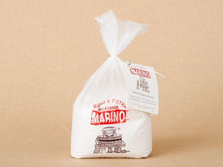 """Mulino Marino Wheat Flour Tipo 2 """"Buratto"""" - 1kg"""