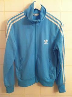 Original Adidas Trainingsjacke