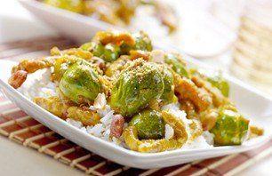 Recept voor Spruitjes op z'n Indonesisch | Vers van de Teler