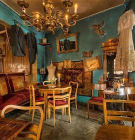 Restauracja Dawno Temu na Kazimierzu przenosi nas w czasy dawnego Kazimierza.