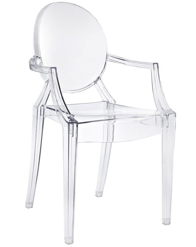 Best 20 lucite chairs ideas on pinterest ghost chairs ghost chairs dining - Chaise starck louis ghost ...