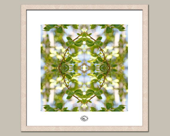 A Green Life F16x16 by MillyLillyArtistry on Etsy