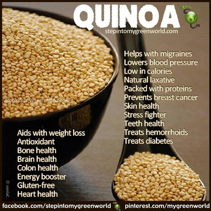 ahealthblog:  Quinoa has been considered as a crop for NASA's Controlled Ecological Life Support System due to its high protein values and unique amino acid composition