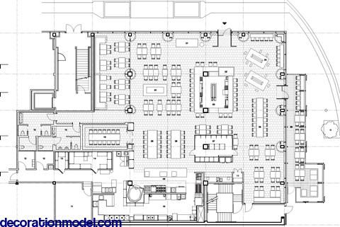 Cafeteria Furniture Layout Study Google Search Khs