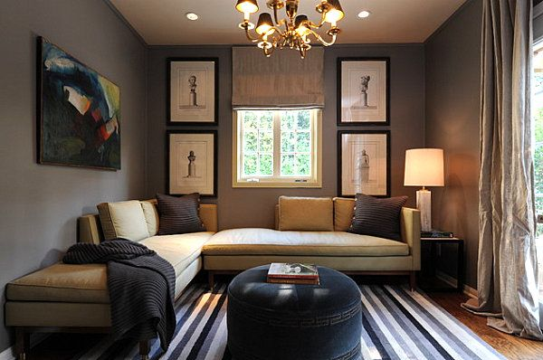 18 Cozy Rooms With Modern Style
