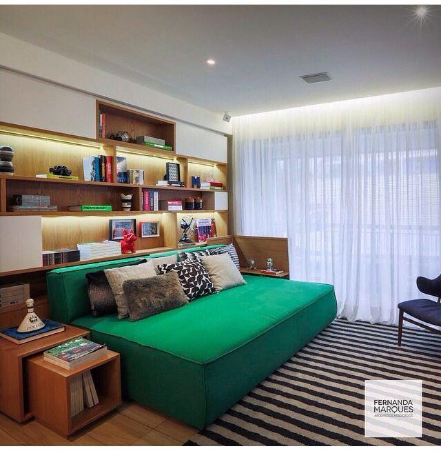 1000+ ideias sobre Sala De Bilhar no Pinterest Piscina  ~ Quarto Casal Fernanda Marques