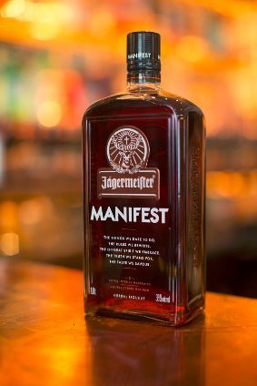 Mast-Jägermeister has rolled out a super-premium line extension of its namesake herbal liqueur, under the Manifest name.