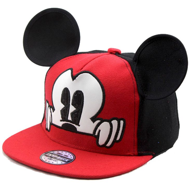 Want to look cool and at the same time cute? - This is perfect for any Mickey Mouse and Friends fans! - While Supplies Last! Limit 10 Per Order Please allow 4-6 weeks for shipping Item Type: Cap Mater
