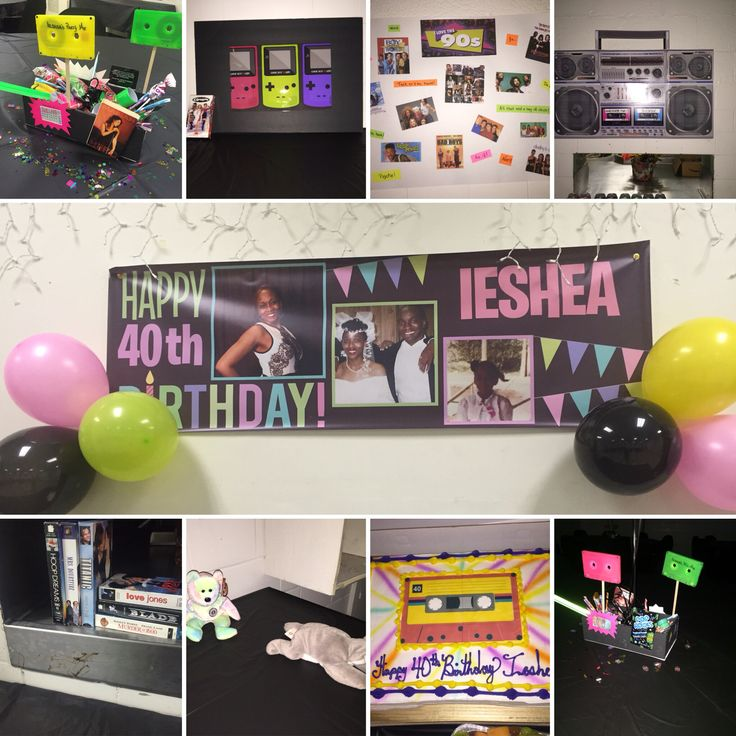 Best 25 decade party ideas on pinterest 80s decorations for 90s decoration ideas