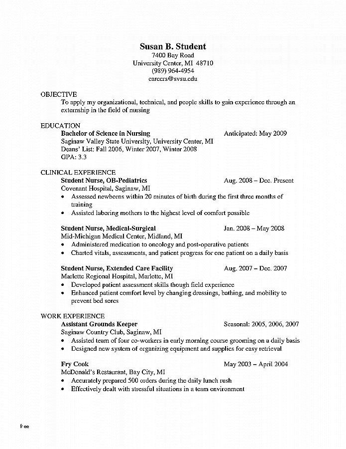 Nurse Cv Resume Templates Save The Pin In Your Collection Feel Free To Tag Share Or Comme Nursing Online Nursing Resume Bachelor Of Science In Nursing