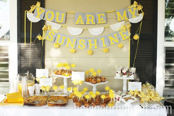 you are my sunshine breakfast for moms/daughters