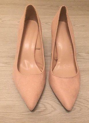 Compra mi artículo en #vinted http://www.vinted.es/zapatos-de-mujer/tacones-altos-y-zapato-de-gala/485798-zapatos-rosa-palo-de-zara