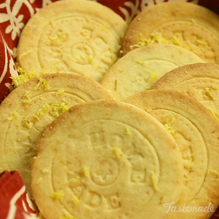 Lemon Cookies recipe More