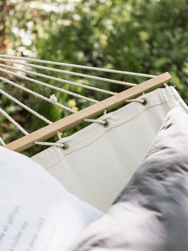 Hammock // Made In Persbo: Lata dagar i hängmattan