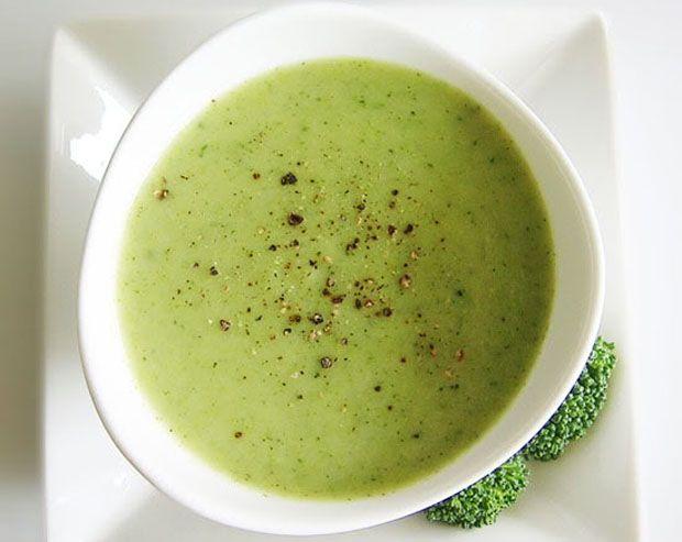 Brokolicova polevka