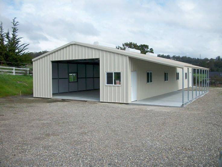 Pws commercial and industrial steel buildings offer superior quality and performance with custom turnkey service