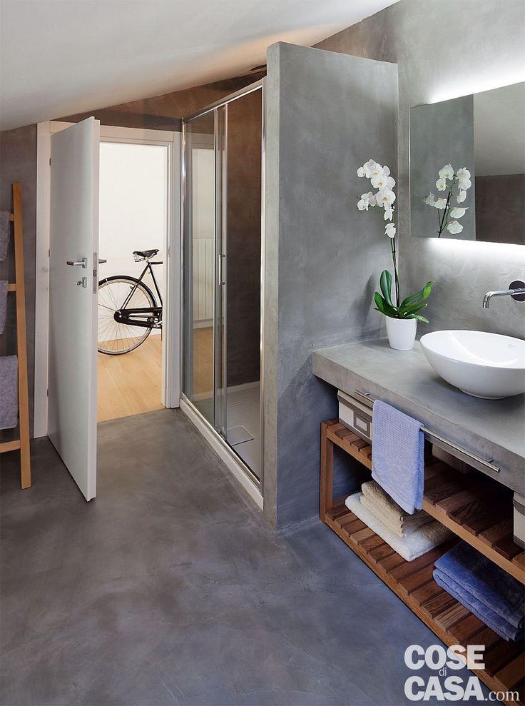 Favoloso Oltre 25 fantastiche idee su Resina per pareti bagno fai da te su  XZ51