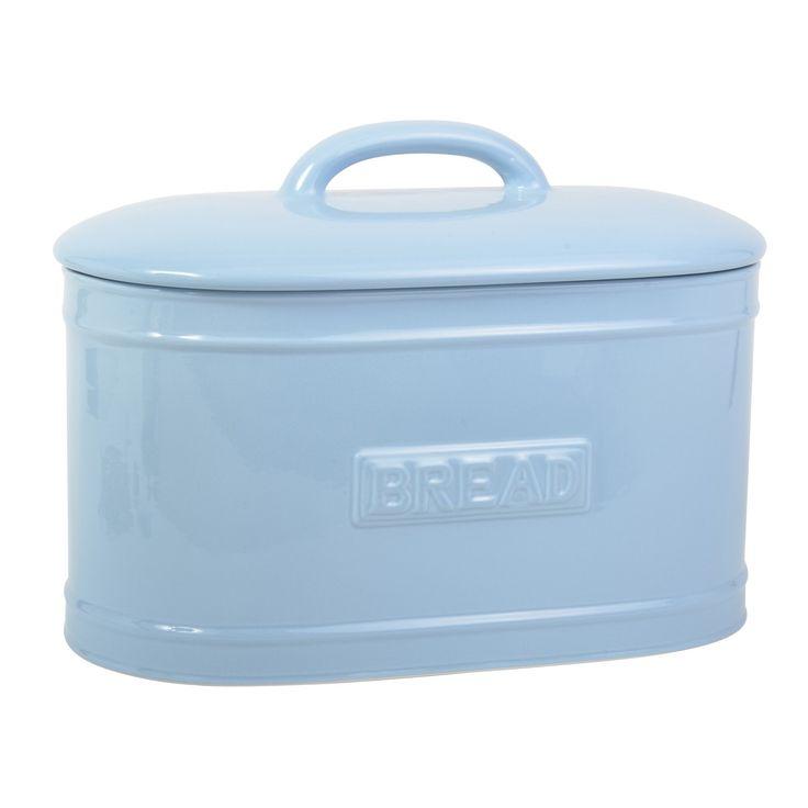 Bread box in de kleur appelgroen van IB LAURSEN. Deze brooddoos verdient een mooie plek in de keuken! Website 100% leuk