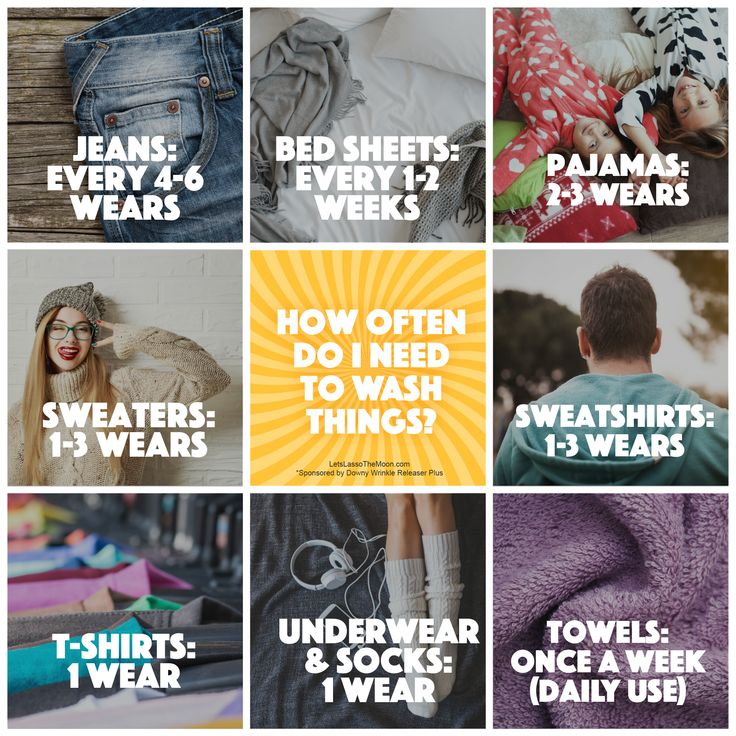 How to stop washing clothes worn for 32 minutes pinterest kid laundry and need to - Wrong wash clothesdegrees ...