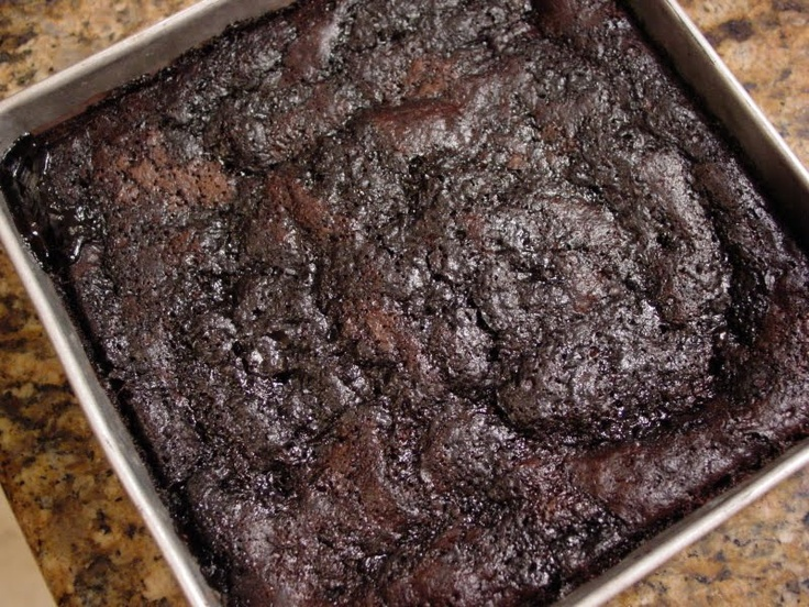 """Sounds like a great alternative to lava cakes! """"Our Adventures From Scratch: Vegan Chocolate Pudding Cake"""""""
