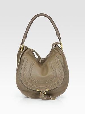Chloé Marcie Small Hobo Bag