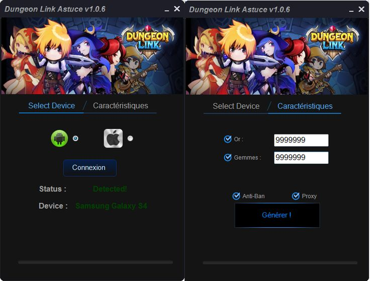 Triche Android Dungeon Link Telecharger http://trichesgratuit.fr/dungeon-link-triche-et-pirater-pour-android-ios/
