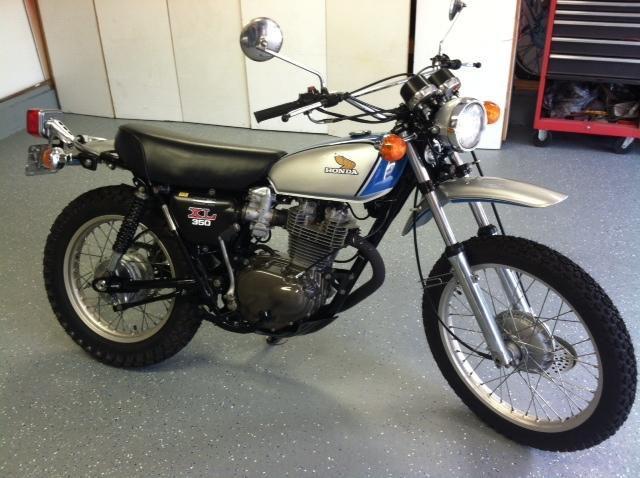 Honda For Sale On Motos A Girl Can Dream