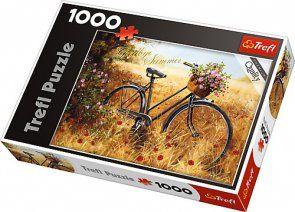 Puzzle 1000 Trefl 10406 Rower - Pożegnanie Lata