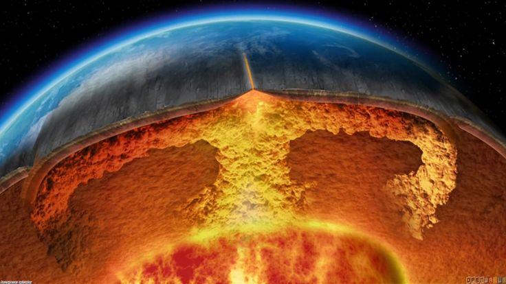 Descubren un núcleo dentro del núcleo de la Tierra