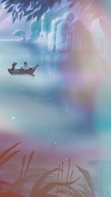 Disney/VanGogh wallpapers
