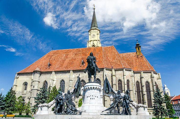 Why Cluj-Napoca | Techsylvania