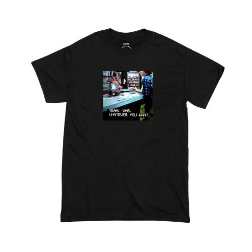 sikesportwear:    UNISEX VAPORWAVE VHS WHATEVER YOU WANT T SHIRT...