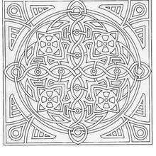 Mandala 69 Coloring page MANDALA coloring pages