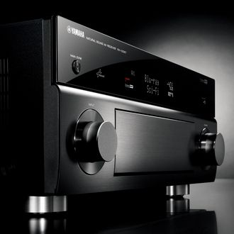 Yamaha has really raised the bar with these networked AV receivers.  They sound great, are very well built, and offer a great blend of features / performance / value.  I choose Yamaha receivers for 80% of my installs.
