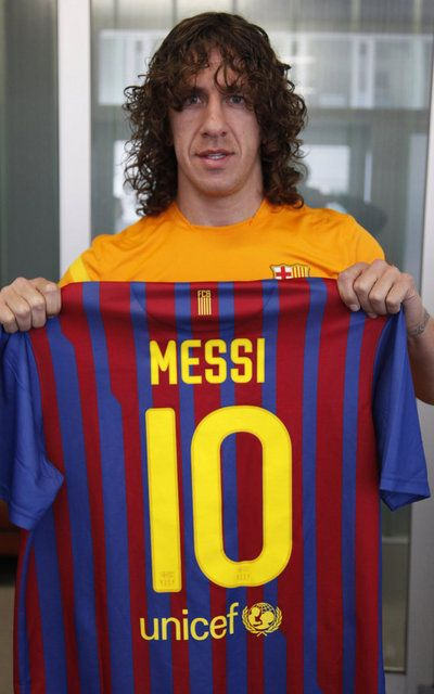 El Barça se rinde a Messi, #messi234 21/03/2012
