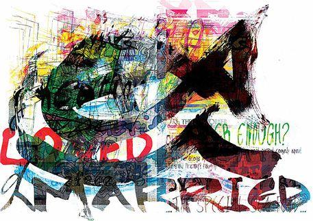 'NEu Tymes 16-50,51' by Petros Vasiadis on artflakes.com as poster or art print $20.79