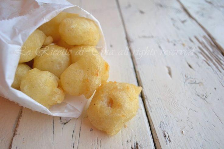 Frittelle di baccalà,un antipasto natalizio semplice e sfizioso