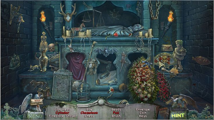 Sex themed hidden object game — img 3