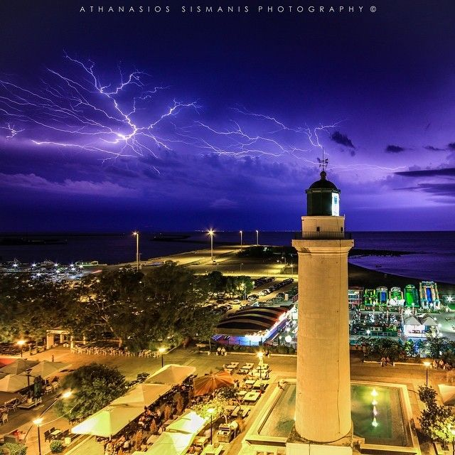 "athanasios_sismanis Alexandroupolis-Hellas (Greece) Thunder ""grid"" !!! http://instagram.com/p/rOmLJeDFsS/"