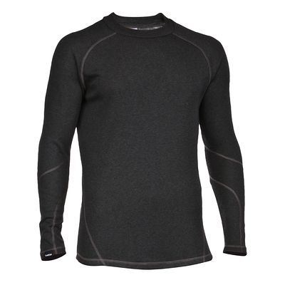 Sous-vêtements Vêtements - Simple Warm Homme DECATHLON - Les hauts DARK_GREY