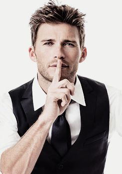 Scott Eastwood / my cast for Rawson Law when he's modeling in Europe