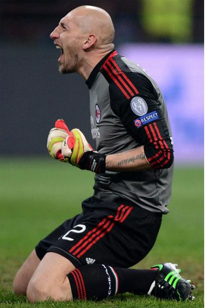 Abbiati: 'No sweat...'