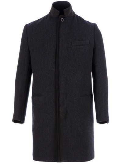 SACAI Classic Evening Coat