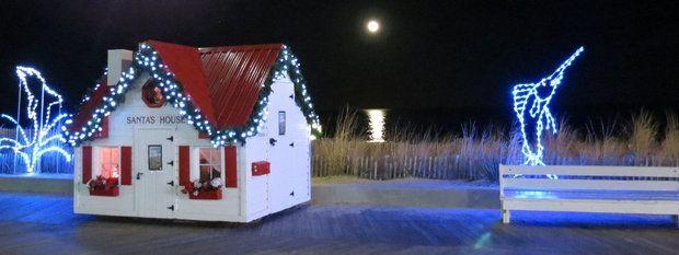 Image result for NJ shore christmas