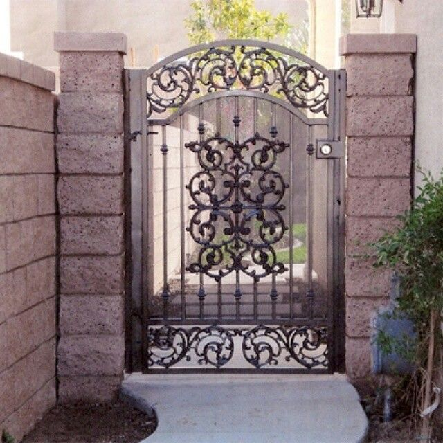 Best 25 Iron Gates For Sale Ideas On Pinterest Farm