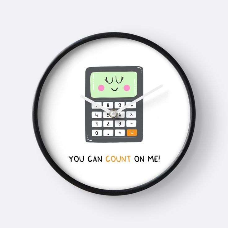 """You can count on me"" Clocks by Adrian Serghie 