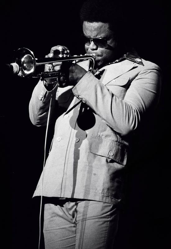 My favorite trumpet player....Freddie Hubbard!!!
