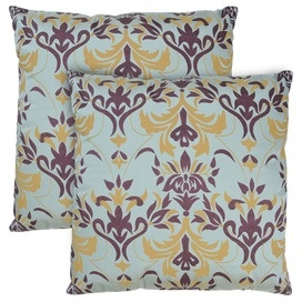 Rizzy Home's accent pillow